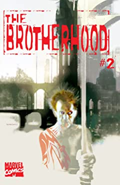 The Brotherhood (2001-2002) No.2