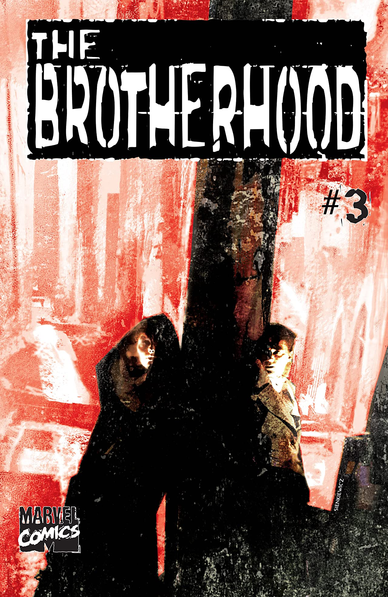The Brotherhood (2001-2002) #3