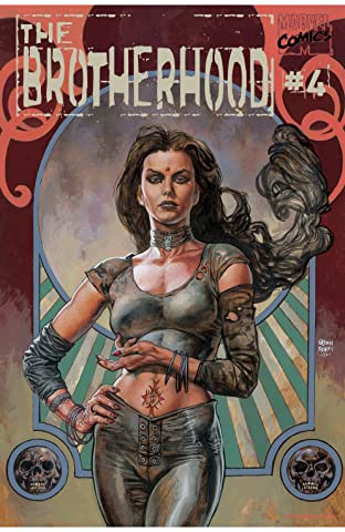 The Brotherhood (2001-2002) #4