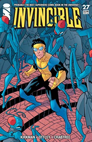 Invincible No.27