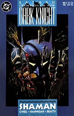 Batman: Legends of the Dark Knight No.2