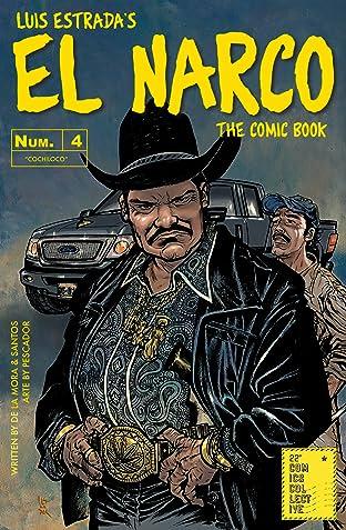 El Narco, The Comic Book #4