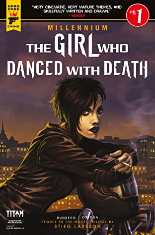 The Girl Who Danced With Death No.1