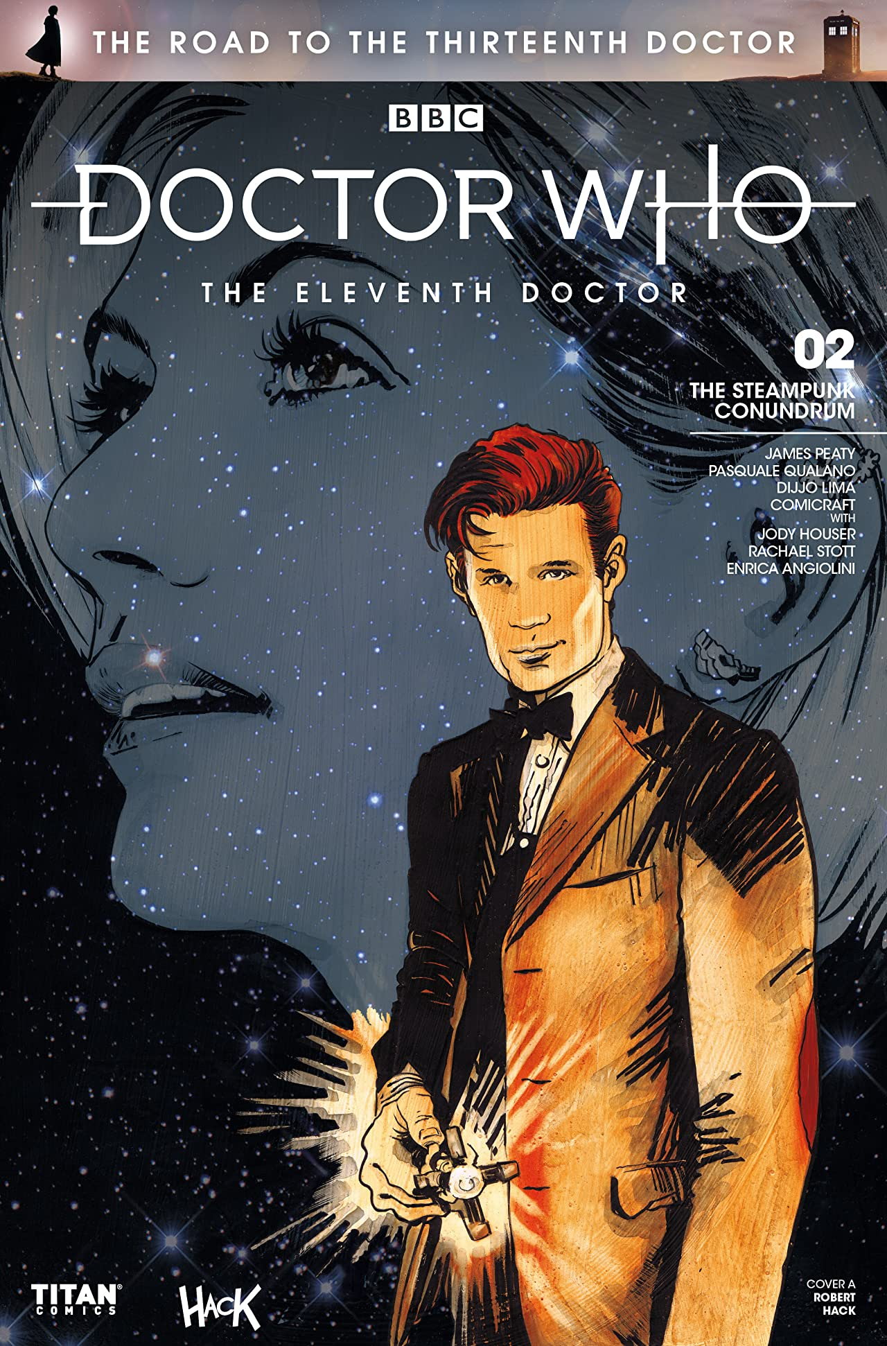 Doctor Who: The Road to the Thirteenth Doctor No.2: The Eleventh Doctor