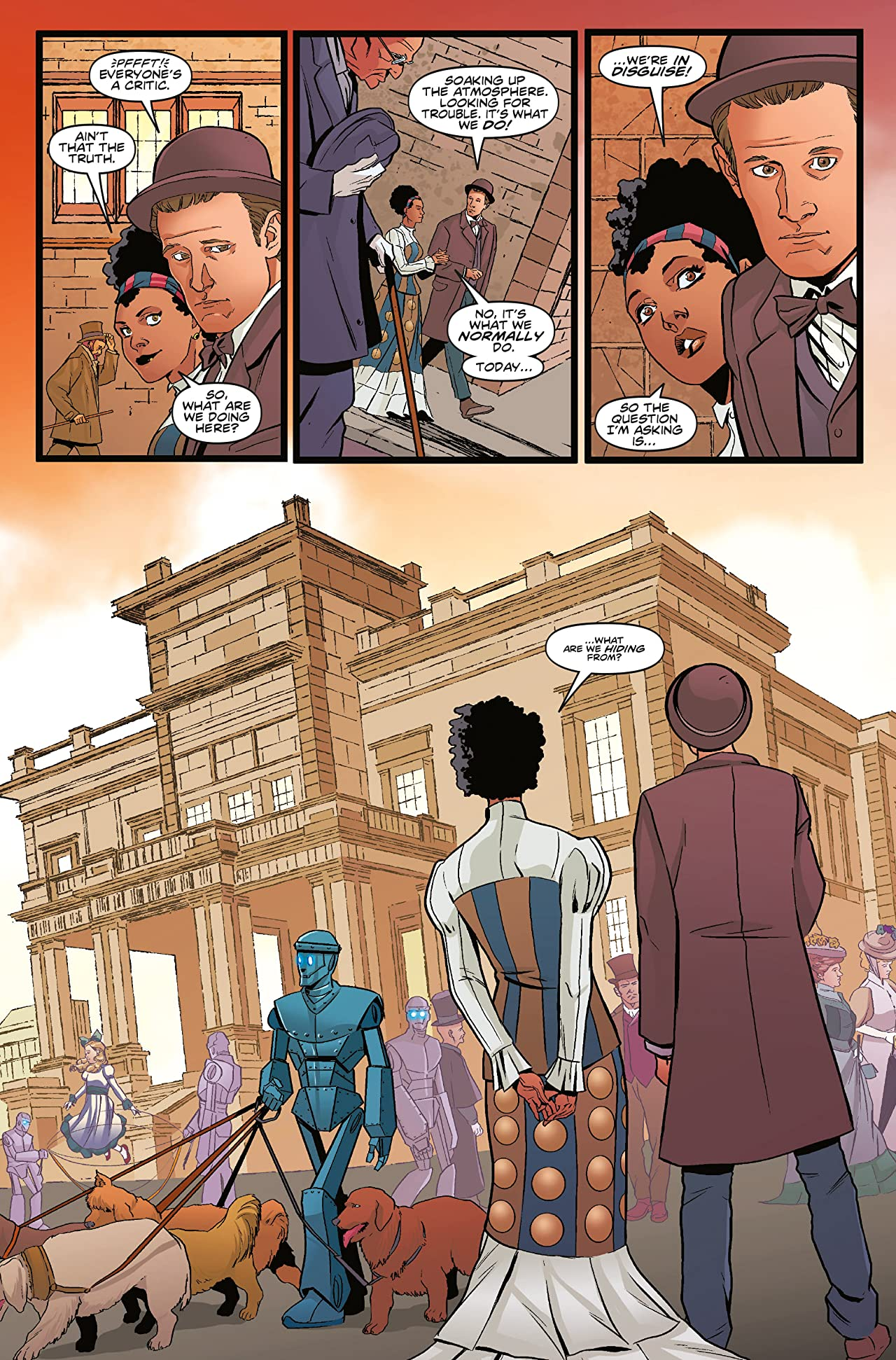 Doctor Who: The Road to the Thirteenth Doctor #2: The Eleventh Doctor