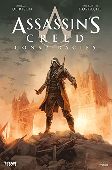 Assassin's Creed: Conspiracies #1