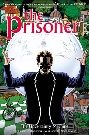 The Prisoner Tome 1: The Uncertainty Machine