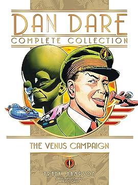 Dan Dare: The Complete Collection Vol. 1: The Venus Campaign