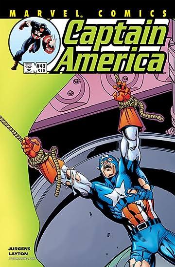 Captain America (1998-2002) #43