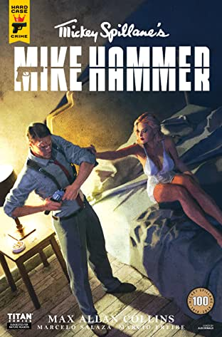 Mickey Spillane's Mike Hammer #3