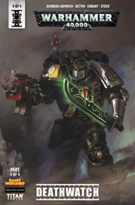 Warhammer 40,000: Deathwatch #4