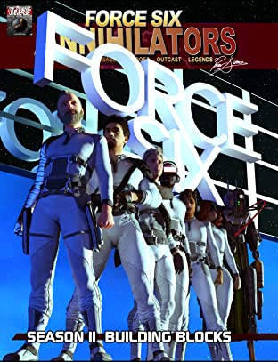 Force Six Seasons: Season II Building Blocks