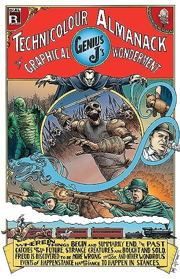 Genius J's Technicolour Almanack of Graphical Wonderment Vol. 1