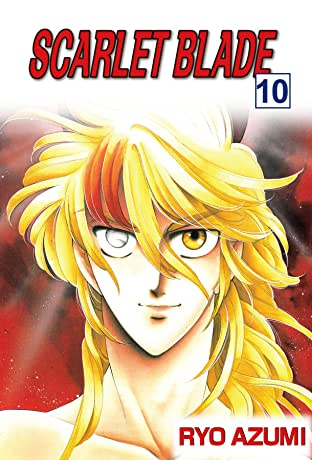 SCARLET BLADE Vol. 10