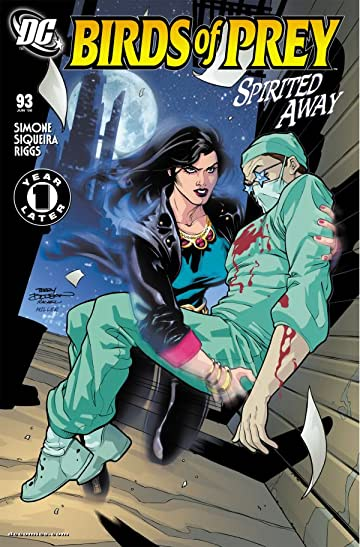 Birds of Prey (1999-2009) #93