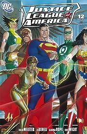 Justice League of America (2006-2011) #12