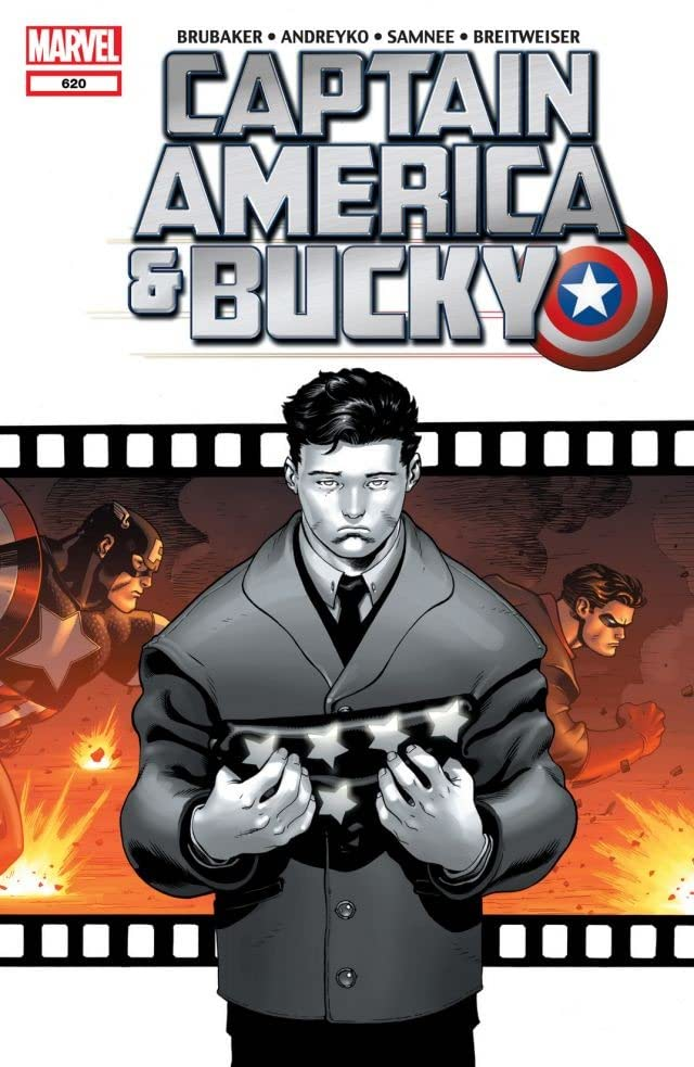 Captain America and Bucky #620