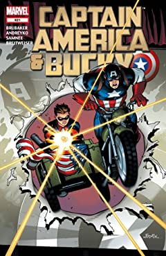 Captain America and Bucky #621