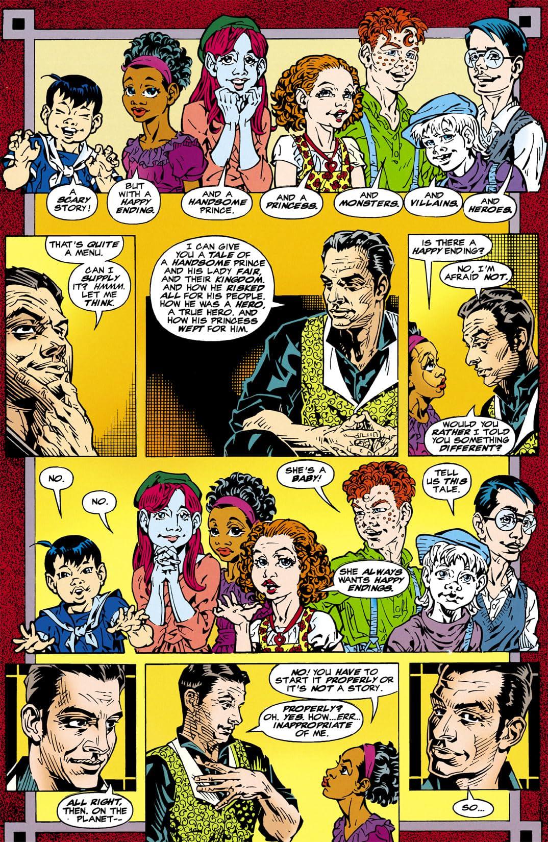 Starman (1994-2001): Annual #1