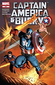 Captain America and Bucky #622