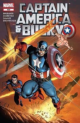 Captain America and Bucky #622