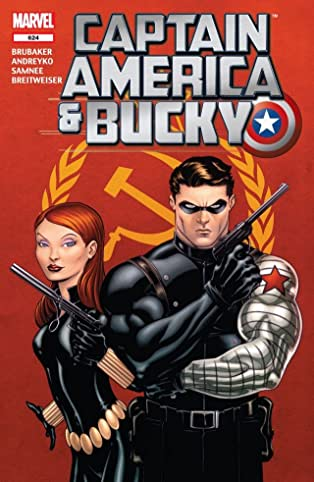 Captain America and Bucky #624