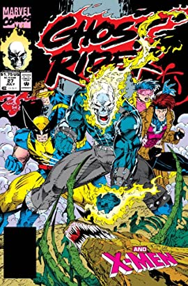 Ghost Rider (1990-1998) #27