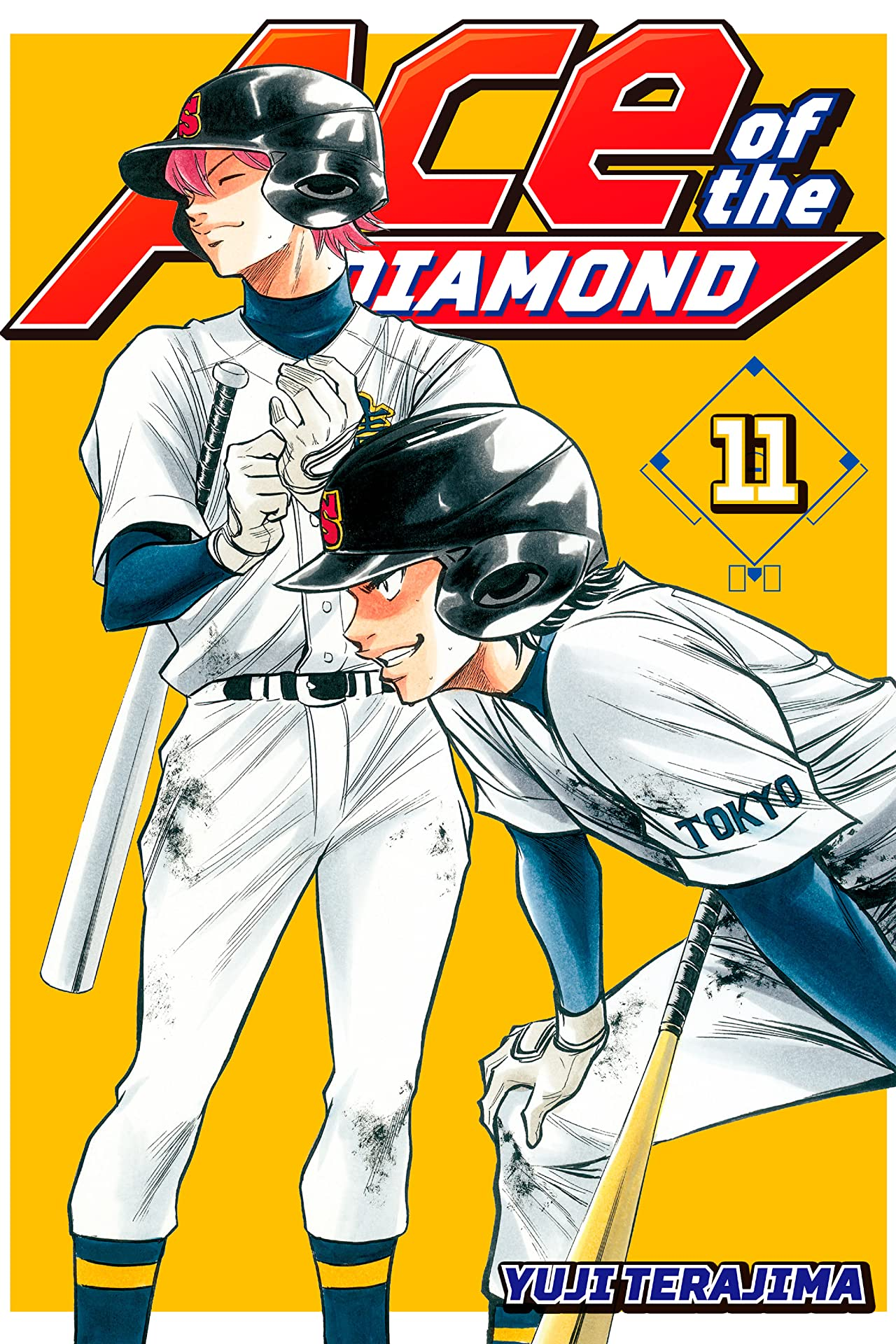 Ace of the Diamond Vol. 11