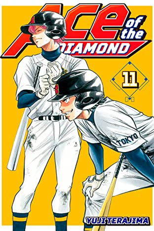 Ace of the Diamond Tome 11