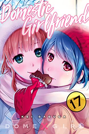 Domestic Girlfriend Tome 17