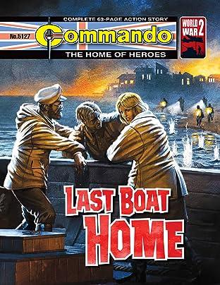 Commando #5127: Last Boat Home