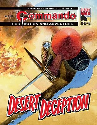 Commando #5129: Desert Deception