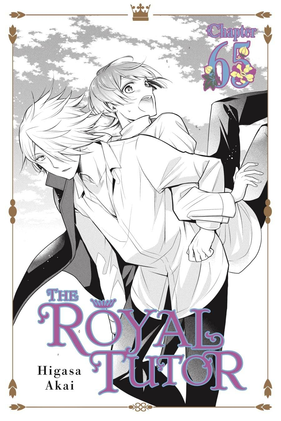The Royal Tutor #65