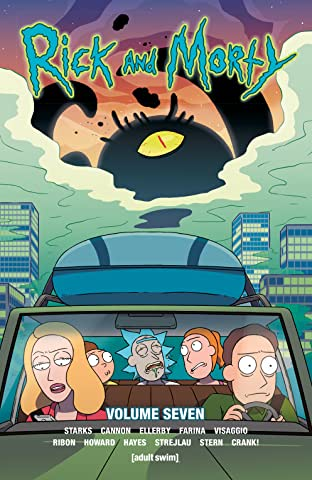 Rick and Morty Tome 7