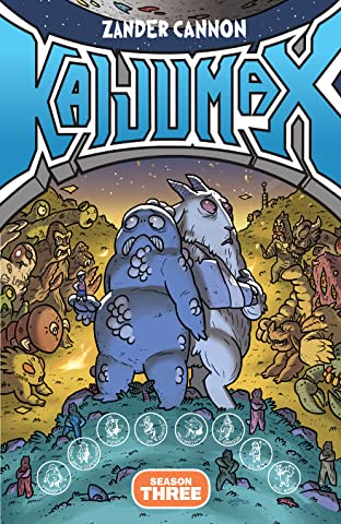 Kaijumax: Season Three - King of the Monstas