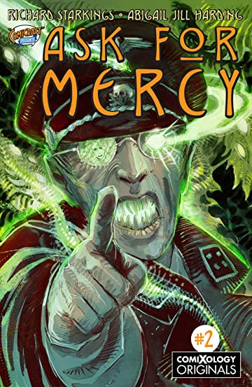 Ask For Mercy (comiXology Originals) #2 (of 6)