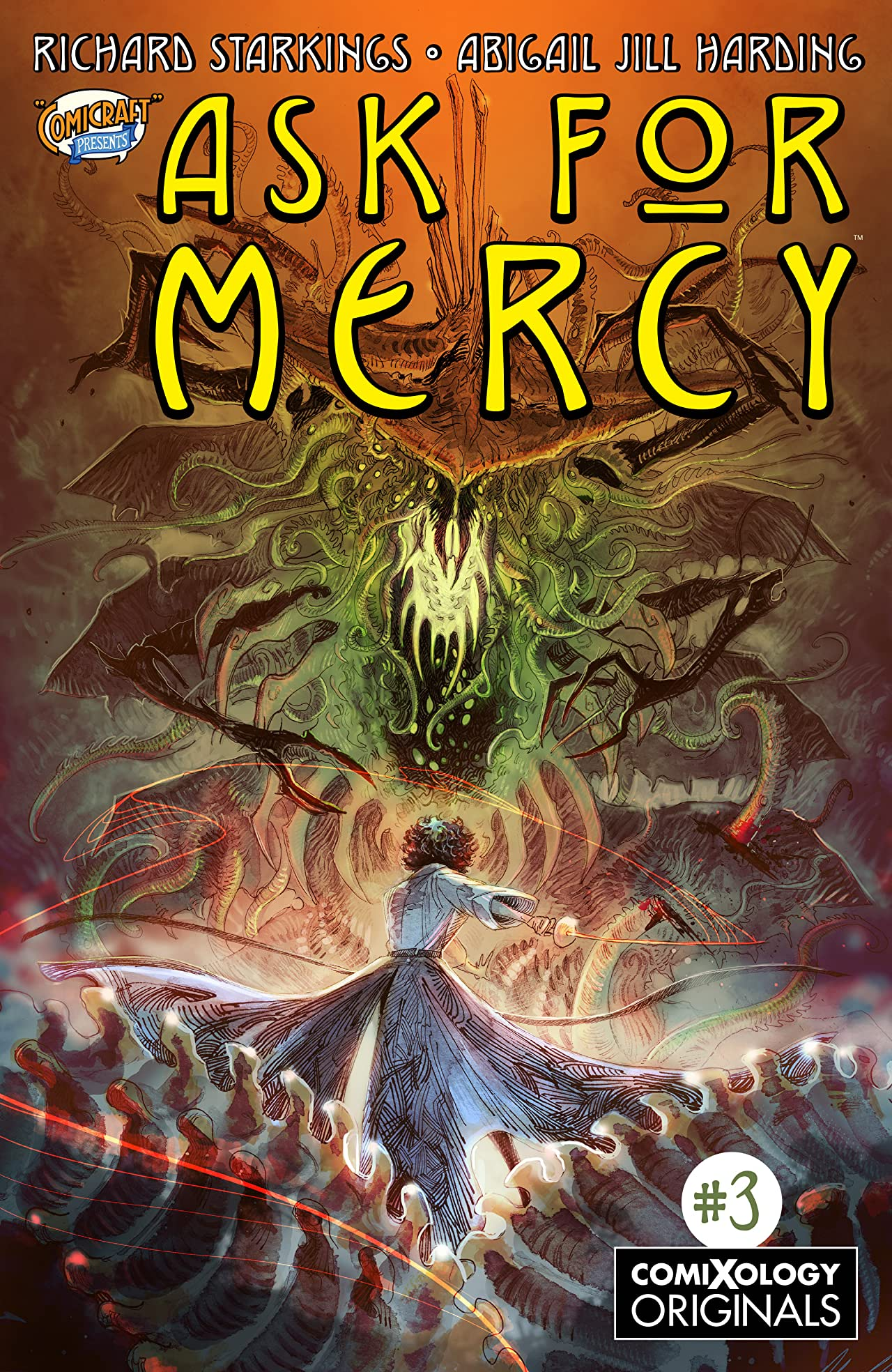 Ask For Mercy (comiXology Originals) #3 (of 6)