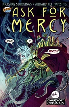 Ask For Mercy Vol. 1 (comiXology Originals) #4 (of 6)