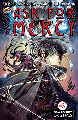 Ask For Mercy (comiXology Originals) No.5 (sur 6)