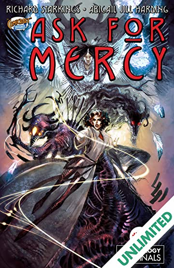Ask For Mercy (comiXology Originals) #5 (of 6)