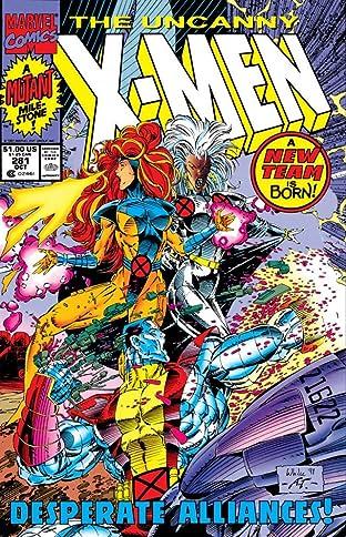 Uncanny X-Men (1963-2011) No.281