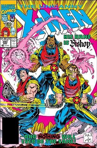 Uncanny X-Men (1963-2011) #282