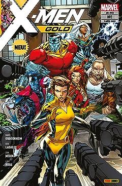 X-Men: Gold Vol. 2: In der Falle