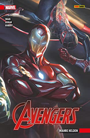 Avengers Tome 4: Wahre Helden