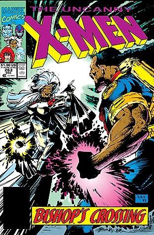 Uncanny X-Men (1963-2011) No.283