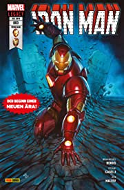 Iron Man Vol. 3: Die Suche nach Tony Stark