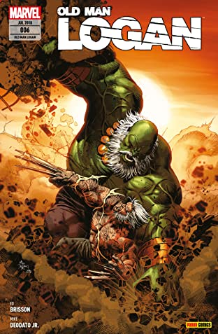 Old Man Logan Vol. 6: Maestros Rache