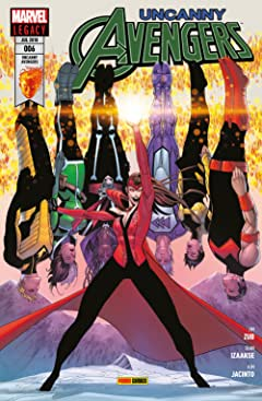 Uncanny Avengers Vol. 6: Hexenjagd