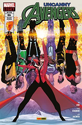 Uncanny Avengers Tome 6: Hexenjagd