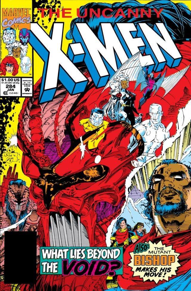 Uncanny X-Men (1963-2011) #284